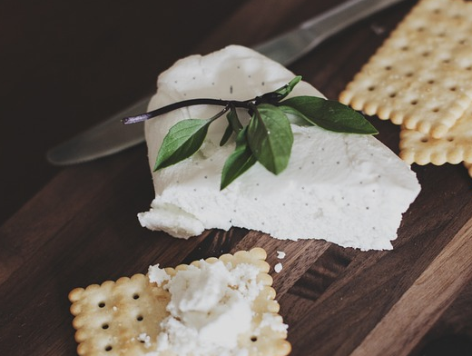 Chevre with Cracked Pepper goat cheese