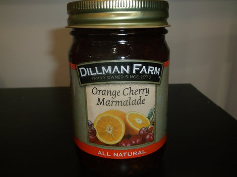 Dillman Orange Cherry Marmalade