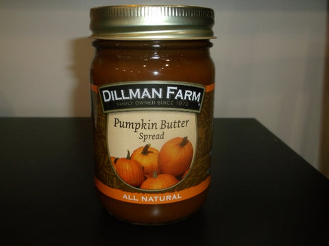 Dillman Farm Pumpkin Butter