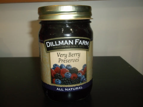 Dillman Farm Very Berry Preserves