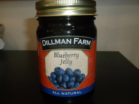 Dillman Farm Blueberry Jelly