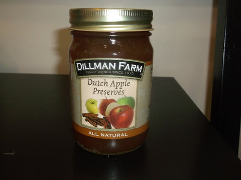 Dillman Farm Dutch Apple Preserves