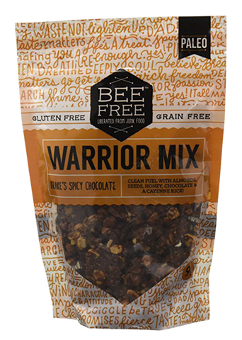 9oz Bee Free- Drake's Spicy Chocolate Warrior Mix