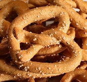12oz Tell City Original Hand Twisted Pretzels