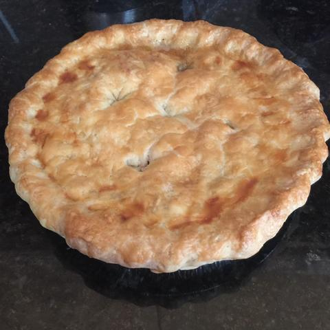 Hattie Leota's Apple Pie-Gluten Free