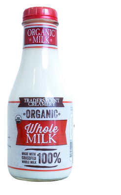 Whole Milk - Grass Fed - 32oz