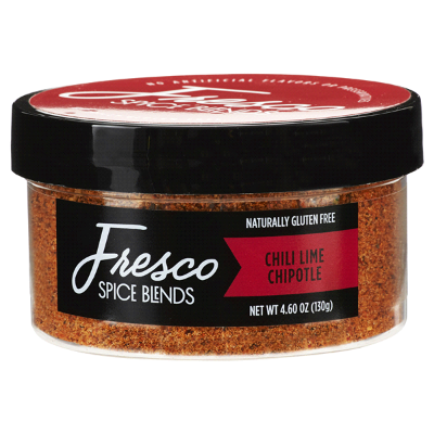 4.6oz Chili Lime Chipotle - Fresco Spice Blends