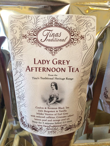 Lady Grey Afternoon Tea - 4 oz