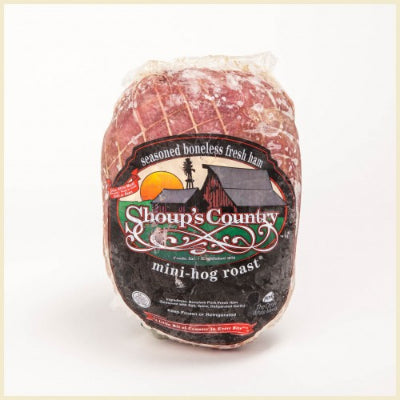 Shoup's Mini Hog Roast-Family Size 5-6 lb. Average