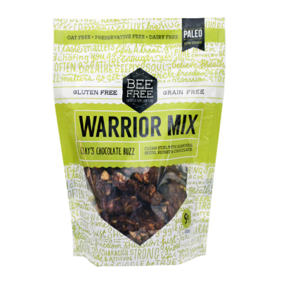 9oz Bee Free - Clay's Chocolate Buzz Warrior Mix