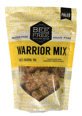 3oz Bee Free - Auggy's Original Warrior Mix