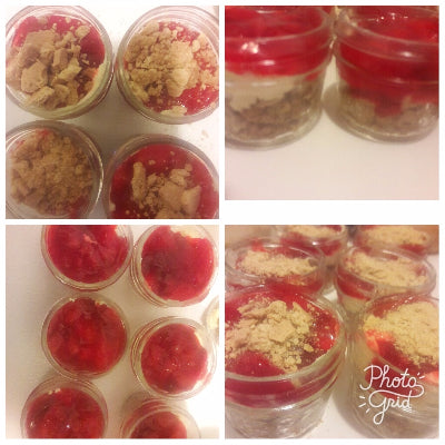 Strawberry Sweet Mini Jar