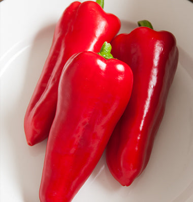 Corno Di Toro Sweet Peppers - Qty 2