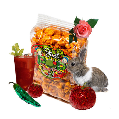3.8oz Bloody Mary Popcorn - Just Pop In!