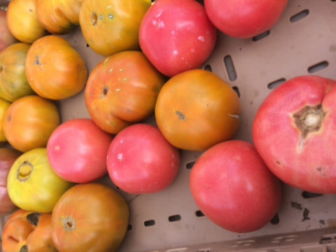 2lb heirloom tomato mix