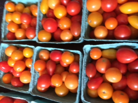 1 pint cherry tomato mix