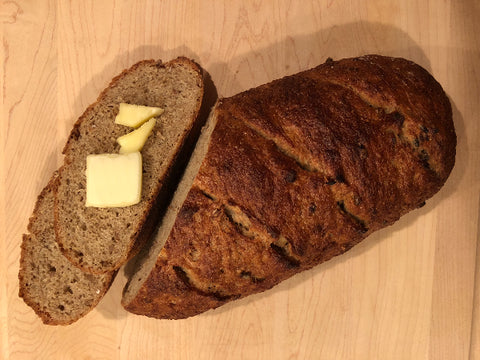 Whole Wheat Rye (22 oz.)