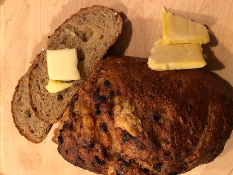Swiss Onion Rye Bread (22 oz.)