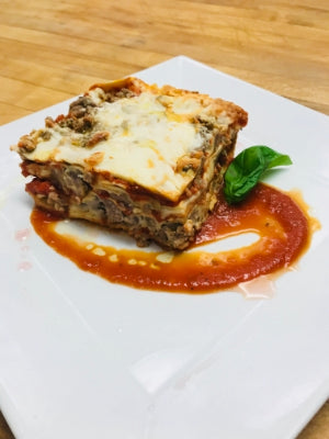 Vegetable Lasagna apx 12 oz