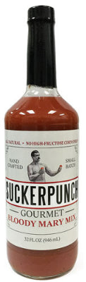 32oz Bloody Mary Mix - SuckerPunch Gourmet