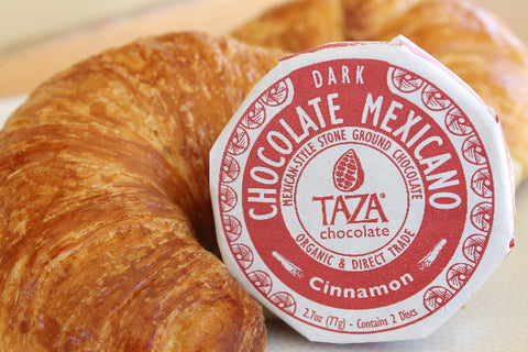Mexican Cinnamon Chocolate Croissant Pack (4)