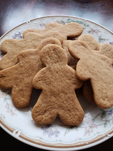 Ashbourne Gingerbread Cookies (Pack of 10)