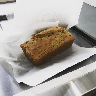 Orange Cranberry Quick Bread GF/DF/Soy free