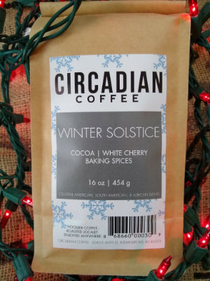 Winter Solstice (Medium Roast) - Ground for Auto Drip