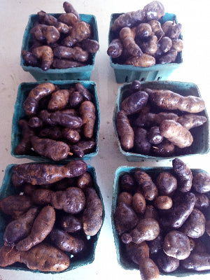 Purple Fingerling Potatoes (2 lb)