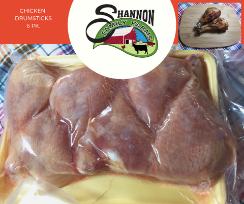 Chicken Drumsticks - 6 pk - 2.00# approx.