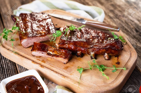 Pork Spare Ribs about 7.5 lb (bundle)
