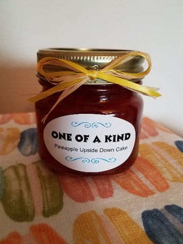 4oz. Pineapple Upside Down Cake Jam