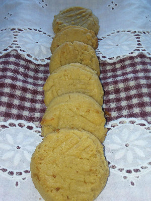 Peanut Butter Cookies- 6 pack- 8oz