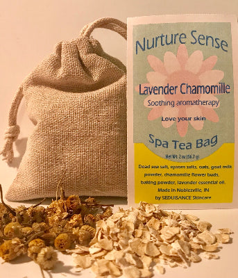 Nurture Sense Spa Tea Bag     (2 oz )