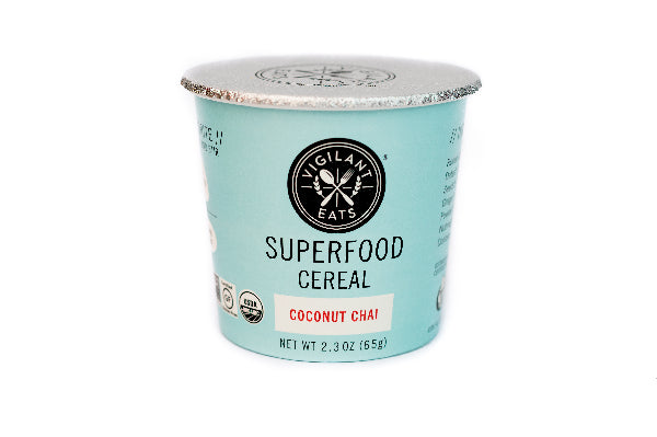 Coconut Chai Superfood Cereal