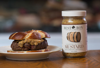 Bourbon Barrel Mustard