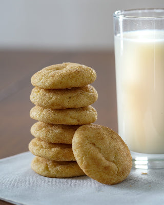 Cookie Dough - Snickerdoodles