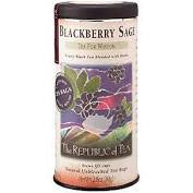 Blackberry Sage Black Tea Bags - 50 count
