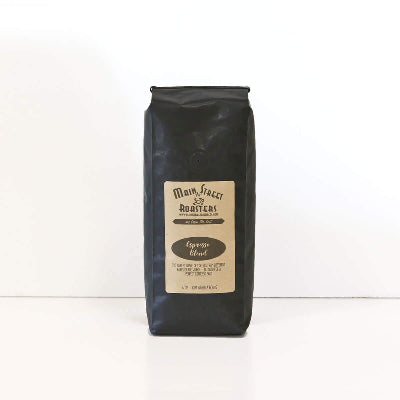 Espresso Blend || Whole Bean Coffee || Fresh Roasted || One Pound