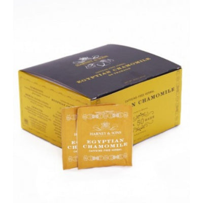Harney & Sons - Egyptian Chamomile 50 Count Tea Bags