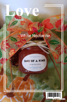 White Nectarine 8oz.