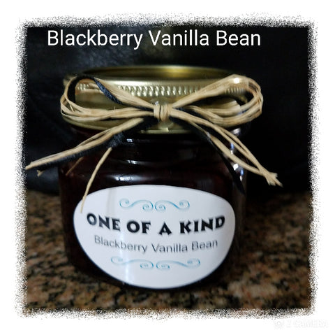 Blackberry Vanilla Bean