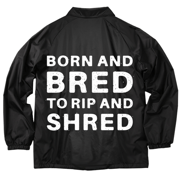 Born & Bred Coaches Jacket