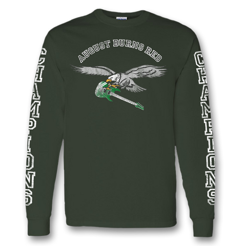 Underdogs Champions Long Sleeve T-Shirt