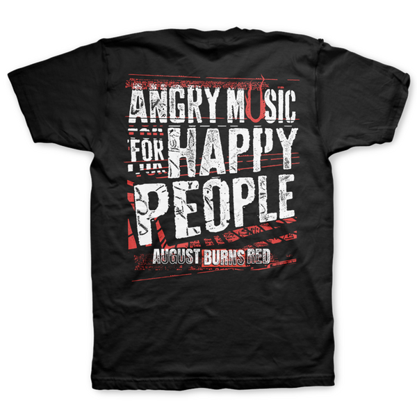 Angry People Unisex Tee