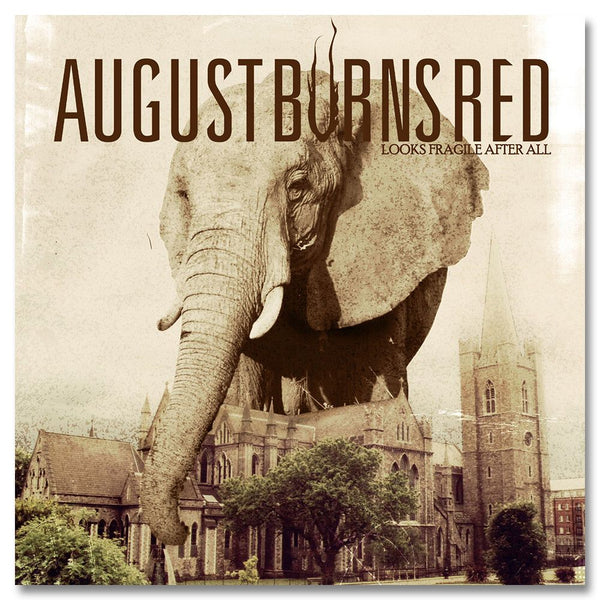 Looks Fragile After All CD EP - August Burns Red