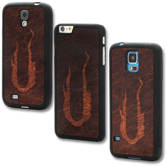 Redwood Burl Logo Phone Case