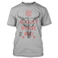 Bison Skull - (Slim T-shirt) - August Burns Red - 1