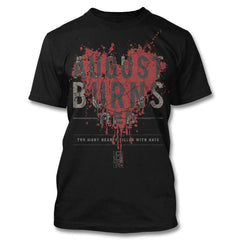 Hearts Filled Slim T-shirt - August Burns Red - 1