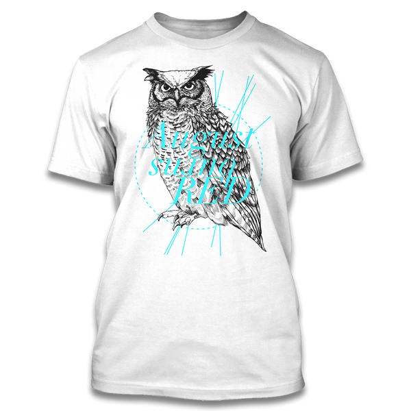 Owl Slim T-shirt
